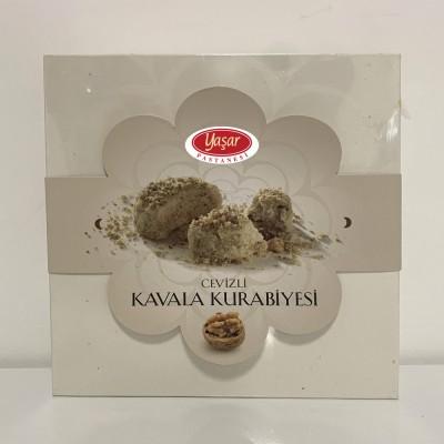 MADO - Cevizli Kavala Kurabiyesi (400 GR)