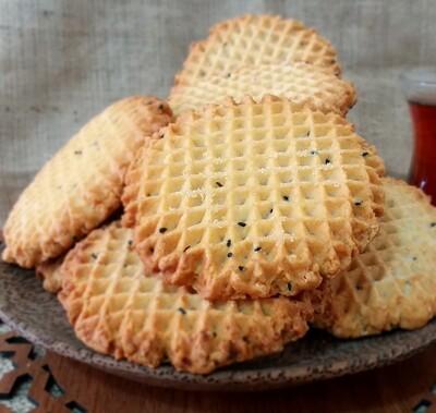 Yaşar Tuzlu Maraş Çöreği (1000 gr) - Thumbnail